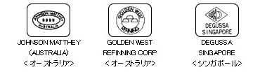 金(ゴールド)の公式国際ブランド