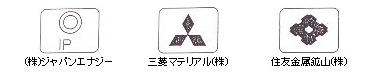 パラジウムの国際公式ブランド