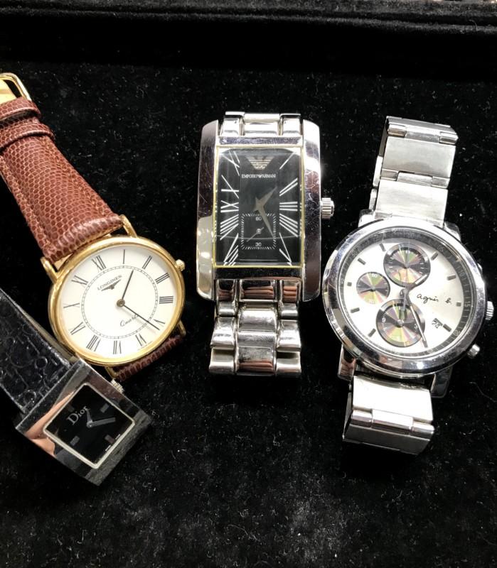 ブランド、カジュアルブランド時計