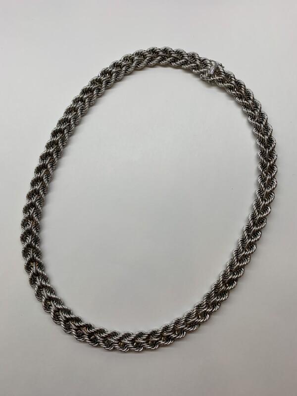 プラチナ950 デザインネックレス買取