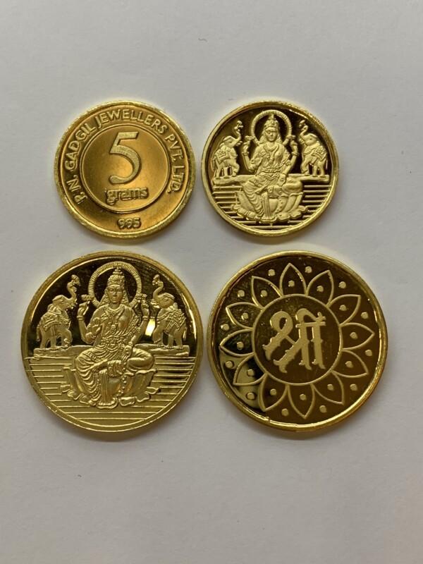 インドの金のメダル