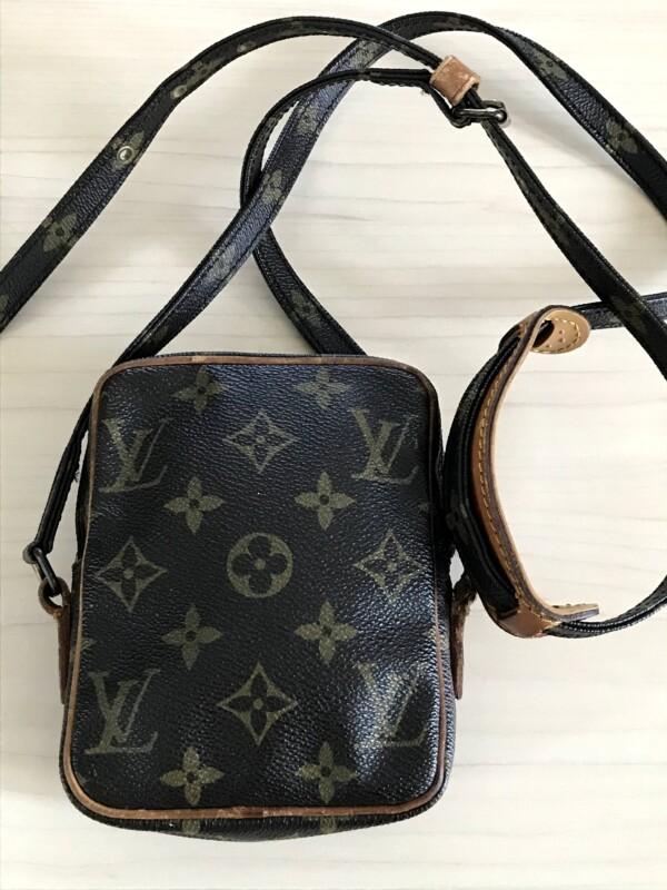 Louis Vuitton モノグラムミニダヌーブ