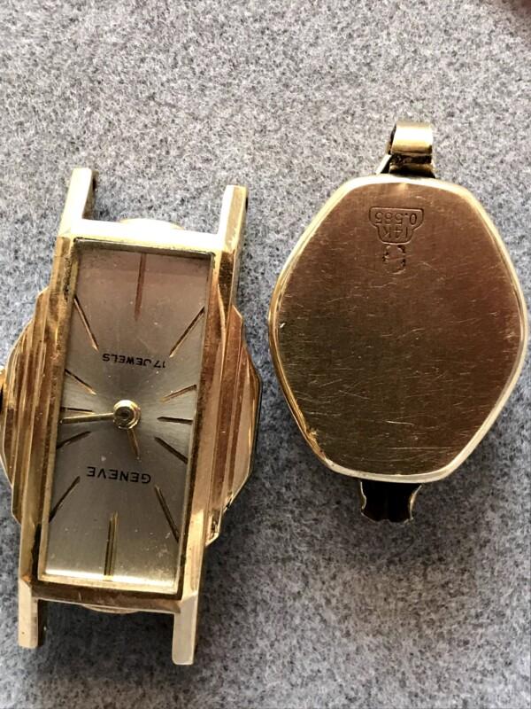古い女性用の時計